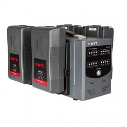 Swit D-3004S 4-ch V-Mount Battery Charger