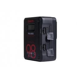 Swit PB-S98S 98Wh Multi-sockets Square Digital V-Mount Battery