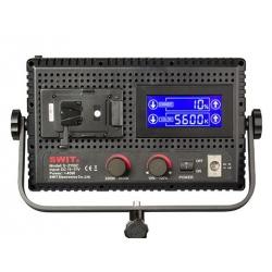 Swit S-2110CS 576-LED Bi-Color Panel LED Light