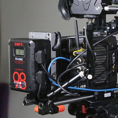 Swit PB-S98S V-mount battery cinema