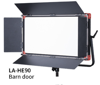 Swit PL-E90 Bi-color LED Barn door