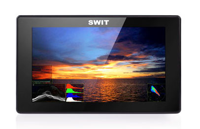 Swit S-1053F Waveform LCD Monitor
