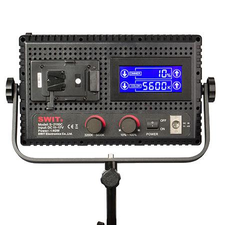 Swit S-2110CS Bi-Color LED Panel