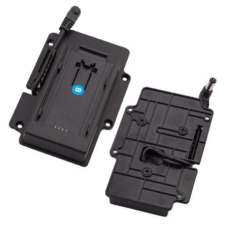 Panasonic VW-VBG6 battery mount adapter