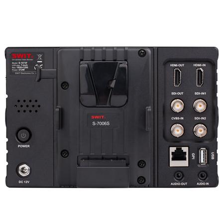 Swit S-7006S V-mount plate