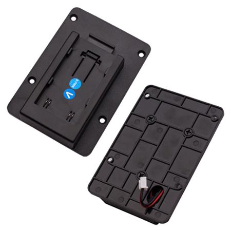 JVC BN-VF823 battery mount adapter