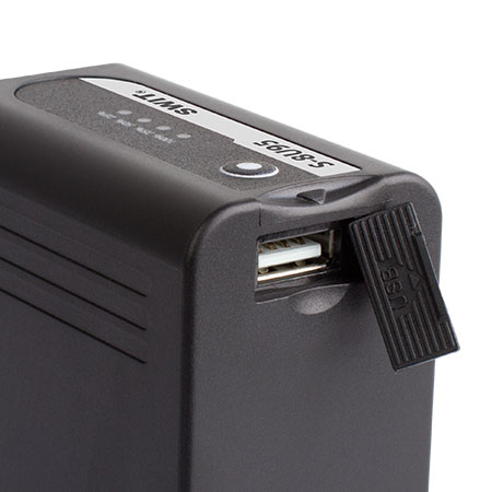 S-8U95 98Wh SONY BP-U Battery USB output